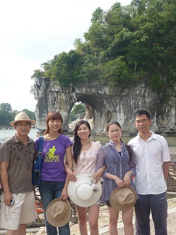 2011年桂林旅游