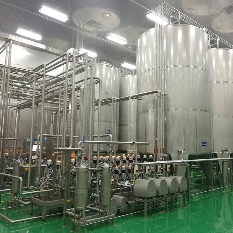 饮料行业工程