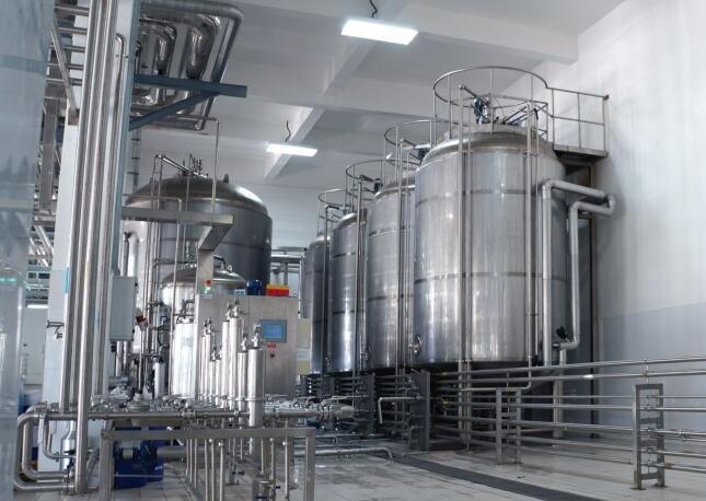 酵母贮存系统